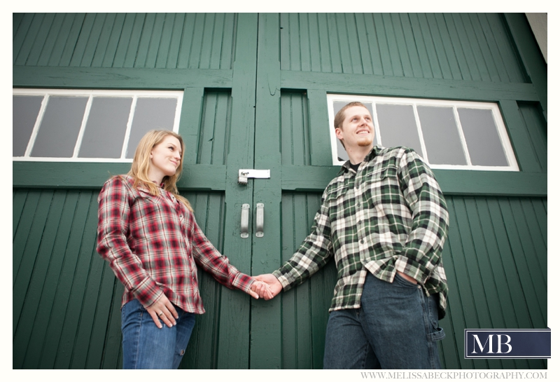 Barn Engagement Pictures Kennebunk Maine