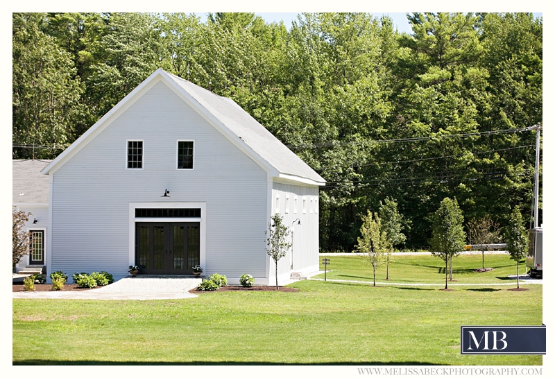 The barn at flanagn farm wedding