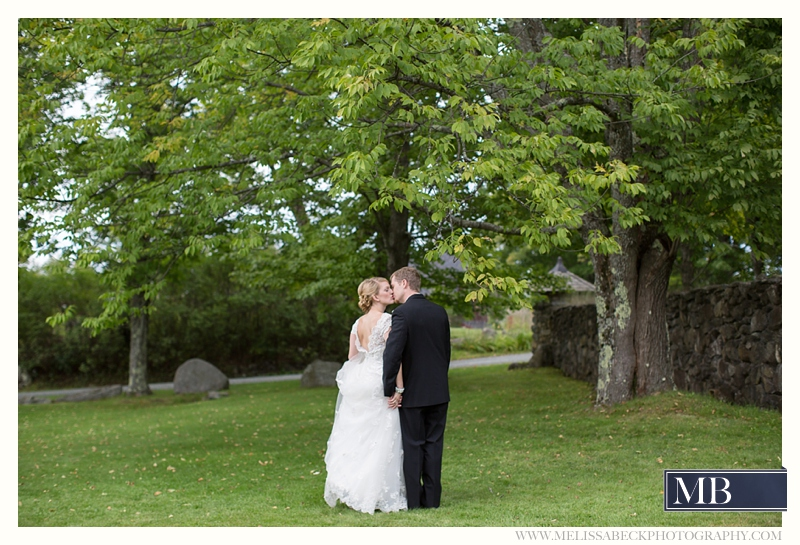 bride and groom the rocks estate new england wedding photography